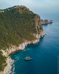 Alanya-Castle-Turkey-mavic-0125