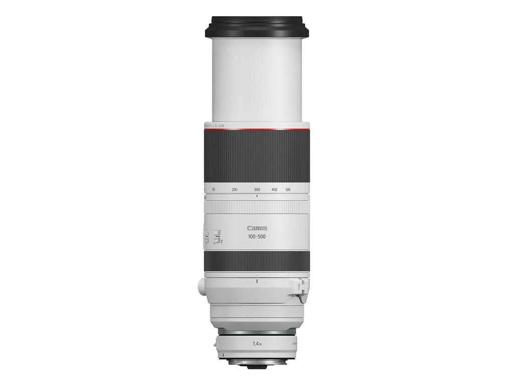 05_RF100-500mm F4.5-7.1L IS USM 涵蓋了從 100mm 中望遠焦距至 500mm 超望遠焦距的寬廣變焦範圍,其高畫質表現與 EF100-400mm f4.5-5.6L IS II USM 相當或甚至更高。