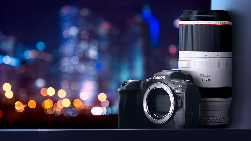 01_Canon全新RF系列超望遠變焦鏡頭 RF100-500mm F4.5-7.1L IS USM 8月27日正式開賣!
