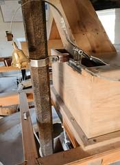 Holgate Windmill interior, July 2020 - 12