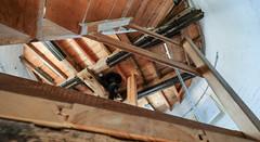 Holgate Windmill interior, July 2020 - 13