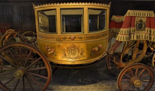 _DSC6168 : Galerie des carrosses au Château de Versailles, France