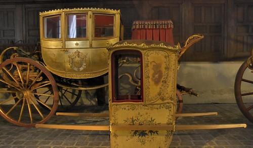 _DSC6167 : Galerie des carrosses au Château de Versailles, France