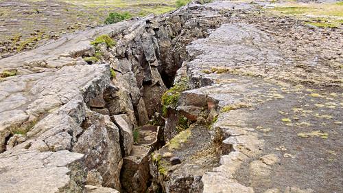 Grjótagjá cave, Iceland