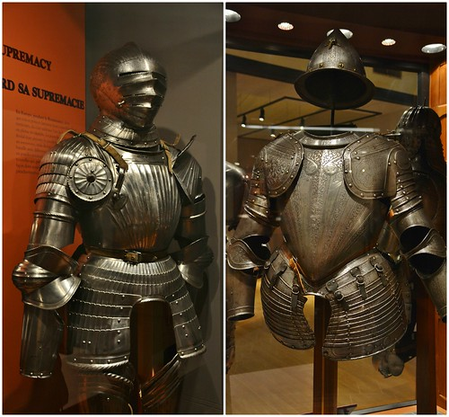 Armours, Royal Ontario Museum, Toronto, ON