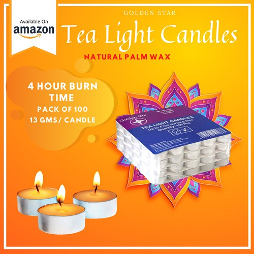Tea Light Candles | tea light candles online india | tea scented candle