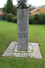 Photo of Lane End village War Memorial