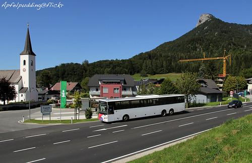 Bunte Buswelt - Fuschl am See
