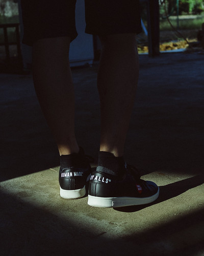 Adidas Stan Smith x Human Made.