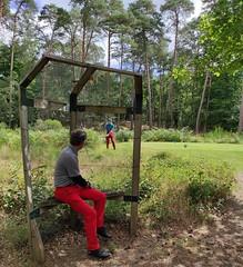 Golfeurs Sur Parcours Fontainebleau 2