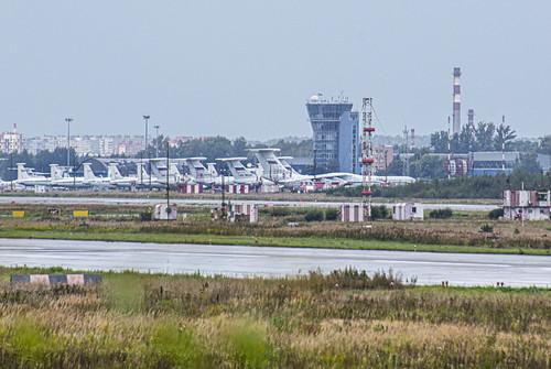 Moscow Chkalovskiy Airport ©  Sergey Tchernykov