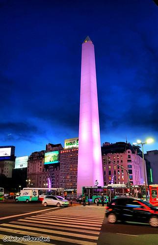 Obelisco de Rosa