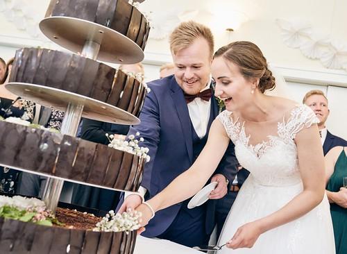 Isabella og Sunes bryllup