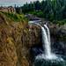 Snoqualmie Falls in Washington state
