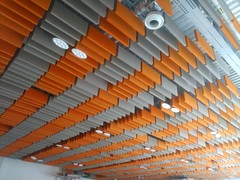 Sontext Suspended Acoustic Baffle