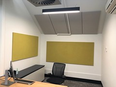 Serenitylite Panels in office