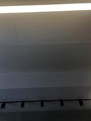 SerenityLite 25mm Ceiling Panels in Foyer