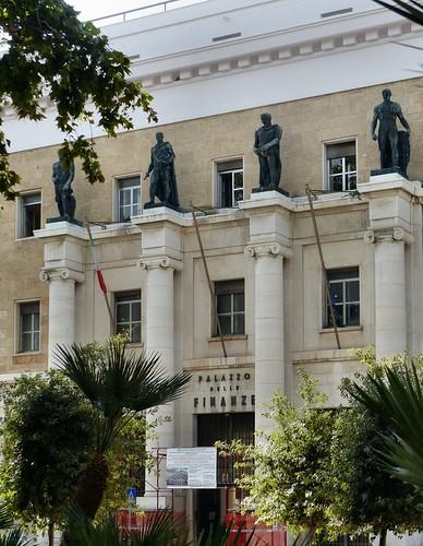 Bari - Palazzo delle Finance