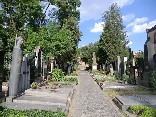 Vyšehrad Cemetery, Prague