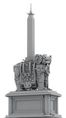LEGO - Bernini's Elephant & Obelisk