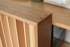 Mitred Dovetail: Acoustic Diffuser