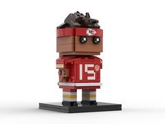 LEGO Brickheadz - Patrick Mahomes