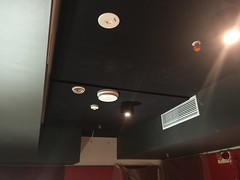 SerenityLite Ceiling Panels With Penetration