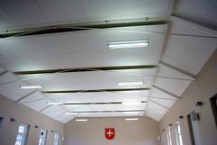 Sonofonic School Hall Ceiling