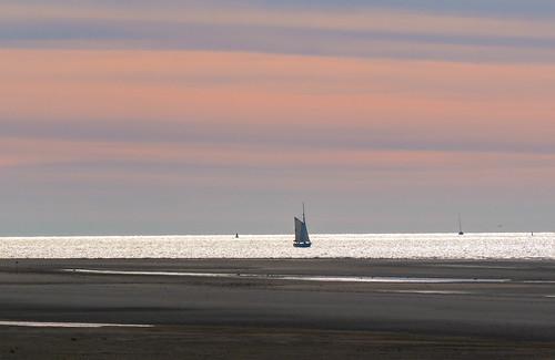 Sailing the kwade hoek