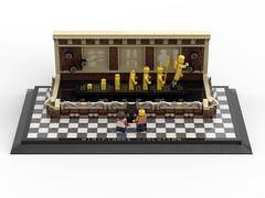 LEGO Minifigure Evolution