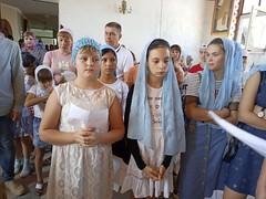 Молебен на начало учебного года