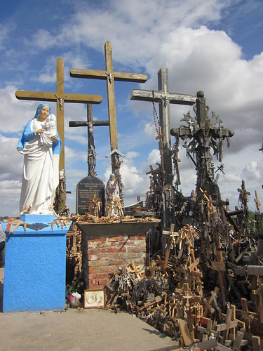 Hill of Crosses, Šiauliai, Lithuania (22)