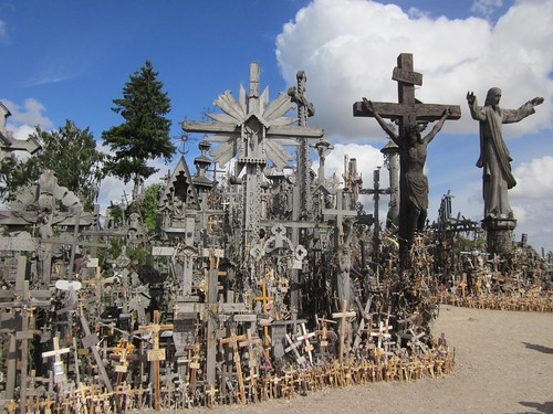 Hill of Crosses, Šiauliai, Lithuania (26)