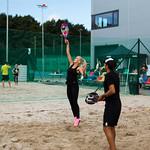 Liepājas meistarsacīkstes pludmales tenisā, 29.,30.augusts, 2020. Foto: Mārtiņš Vējš / Liepaja Championship in Beach Tennis