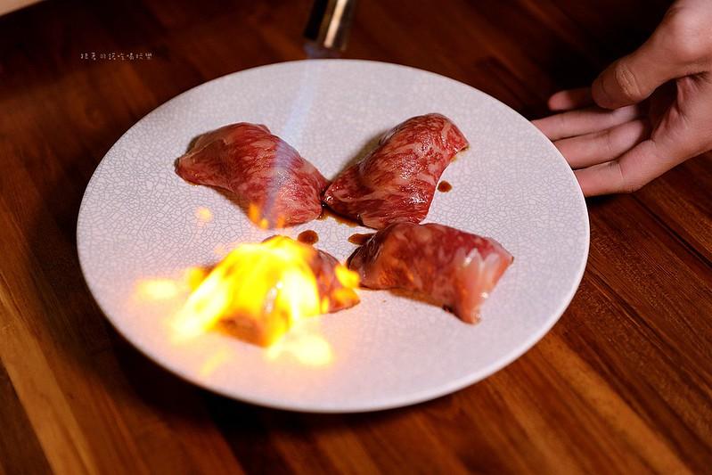 三樵炭火燒肉鹿兒島和牛新鮮直送日本師父手切台北和牛燒烤188