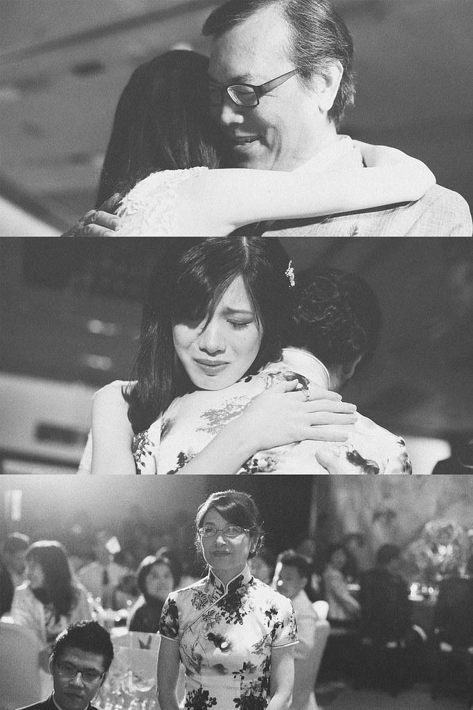 底片,婚禮攝影,台北,婚禮紀錄,溫度,情感,情緒,自然,黑白,不捨