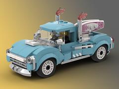 LEGO Surf Truck