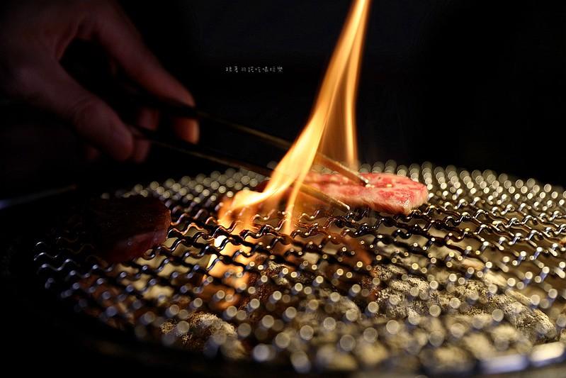 三樵炭火燒肉鹿兒島和牛新鮮直送日本師父手切台北和牛燒烤512