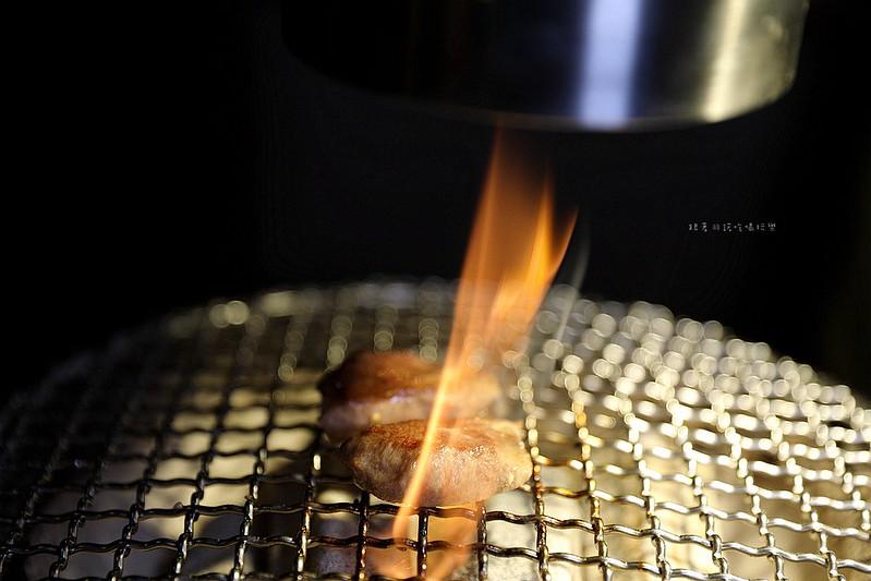 三樵炭火燒肉鹿兒島和牛新鮮直送日本師父手切台北和牛燒烤354