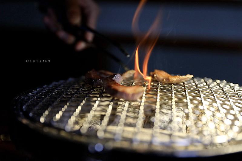 三樵炭火燒肉鹿兒島和牛新鮮直送日本師父手切台北和牛燒烤330