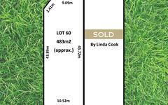 5 Scarborough Street - Lot 60, Somerton Park SA