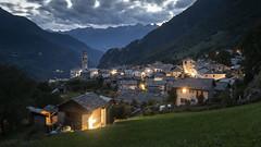 Soglio, Bergell, Graubünden