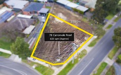 78 Carronvale Road, Mooroolbark VIC