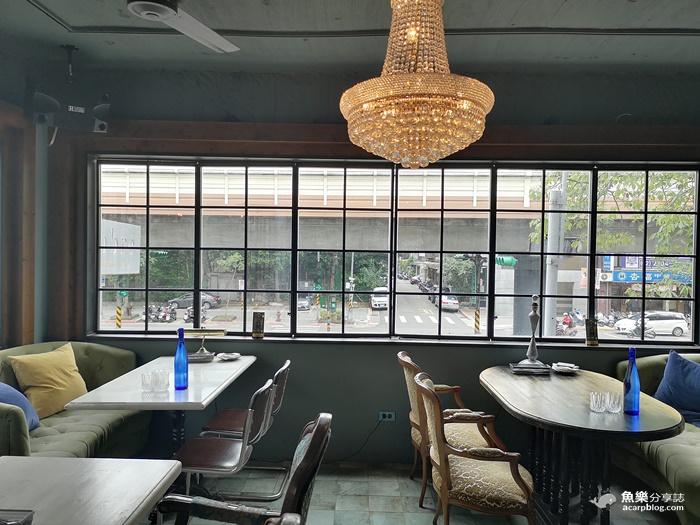 【台北大安】Ombré|古典美歐式餐廳|早午餐 下午茶 晚餐 @魚樂分享誌