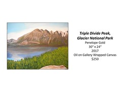"Triple Divide Peak, Glacier National Park • <a style=""font-size:0.8em;"" href=""http://www.flickr.com/photos/124378531@N04/50298480901/"" target=""_blank"">View on Flickr</a>"