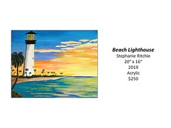 "Beach Lighthouse • <a style=""font-size:0.8em;"" href=""http://www.flickr.com/photos/124378531@N04/50298481336/"" target=""_blank"">View on Flickr</a>"