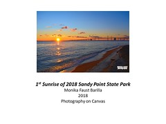 "1st Sunrise of 2018 Sandy Point • <a style=""font-size:0.8em;"" href=""http://www.flickr.com/photos/124378531@N04/50298481361/"" target=""_blank"">View on Flickr</a>"