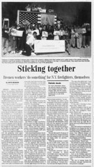 2001 - Graphix Unlimited - South Bend Tribune - 11 Nov 11 2001