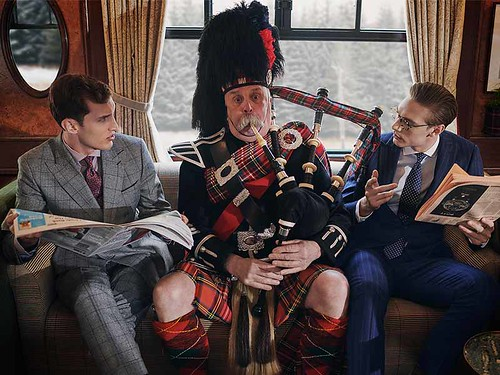 Belmond Royal Scotsman (Hackett)