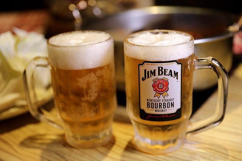 火鍋殿和牛戰車龍蝦頂級啤酒蛤蜊痛風火鍋鍋物台北東區吃到飽096